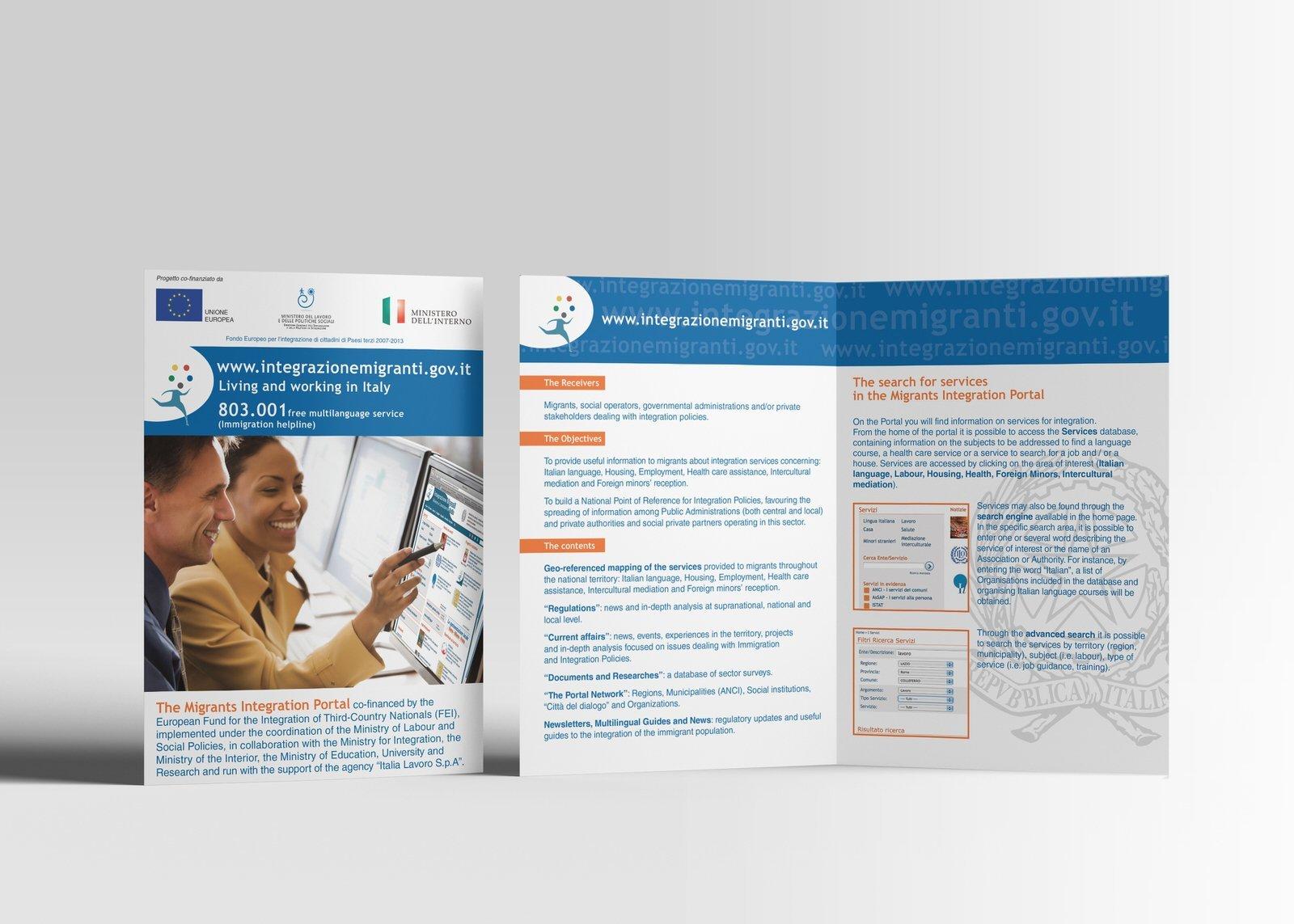 Progetto Integrazione Migranti