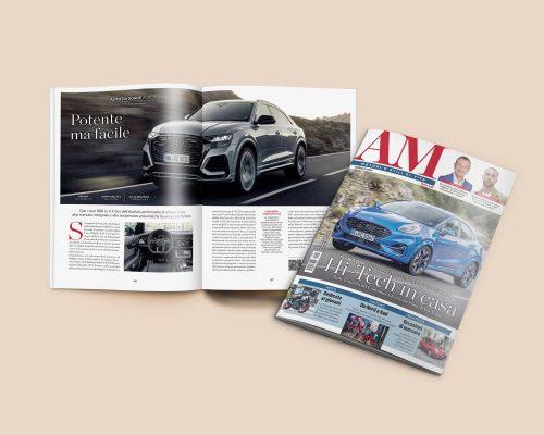 AM Magazine Motori e stili di vita