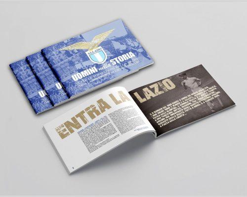 Libro celebrativo sulla SS Lazio