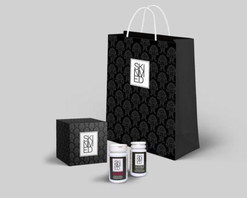 Packaging per Skin Med